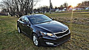 2011 Kia Optima EX LUX Sedan