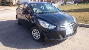 2014 Hyundai Accent L 6-speed