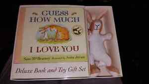 Guess how much I love you book set