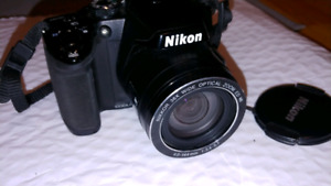 Nikon COOLPIX P500 Camera + Extra Accessories