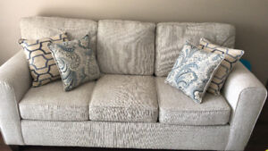 sofa Bought in 15 August from lean's
