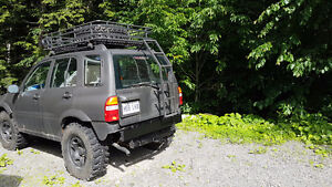 1999 Suzuki Grand Vitara Off road VUS