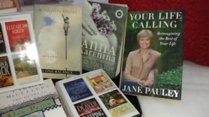 Assorted Books ( 1.00 each )