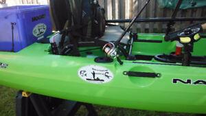Kayak de pêche Native Slayer Propel 13
