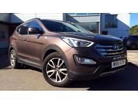2014 Hyundai Santa Fe 2.2 CRDi Premium 5dr (7 Seats) Automatic Diesel Estate