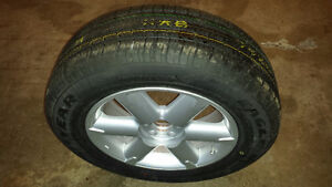 looking for a full size P235/65R18 tire on mag rim? Kitchener / Waterloo Kitchener Area image 3