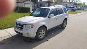 2009 ford escape limited 4x4