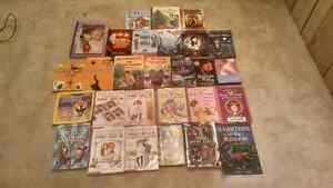 Lot of  27x books for children and teens / young adults