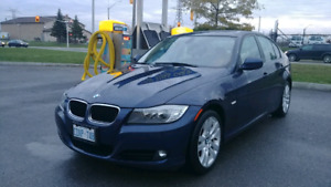 2011 BMW 3 series LOW KM'S!!!