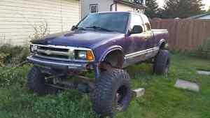 1994 Chevy S10 Mud Truck.