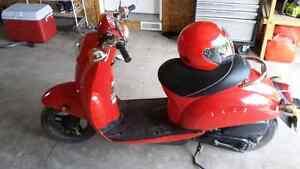 2009 Honda Jazz Moped