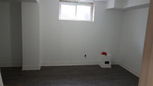 Basement rooms for Rent near the University of Toronto