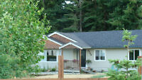 3 Bedroom Comox Rancher