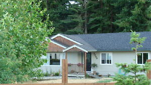 3 Bedroom 2 Bathroom Rancher in Comox