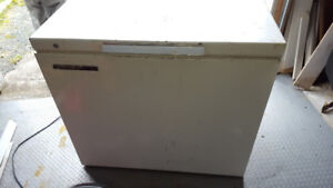 12 Cu Ft Chest Freezer