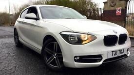 2013 BMW 1 Series 116i Sport 3dr Manual Petrol Hatchback