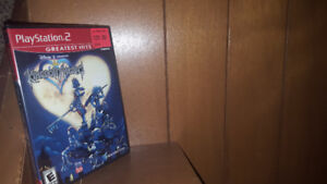 Kingdom Hearts PS2 Greatest Hits (Sealed)