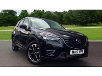 2017 Mazda CX-5 2.2d (175) Sport Nav 5dr AWD + Automatic Diesel Estate