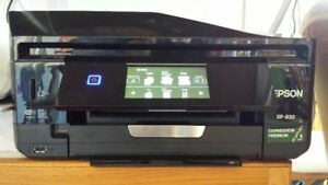 Epson  XP-830 All in One printer