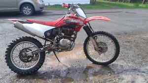 2007 crf230f trade or sell