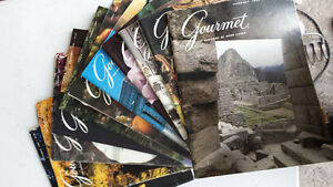 Assorted Gourmet Magazines – 1980 to 1984