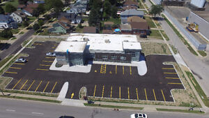 NEWLY BUILT COMMERCIAL SPACE FOR LEASE