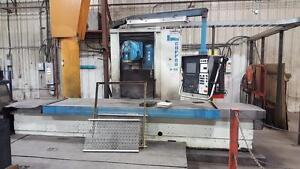 1997 Nicolas Correa A25/30 bed type CNC mill