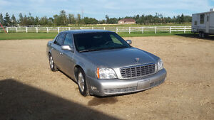 2004 Cadillac DeVille trade for camper or boat