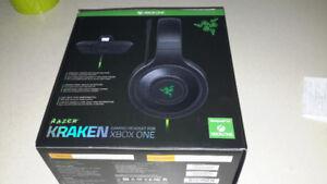 Razor Kraken Headset Xbox one
