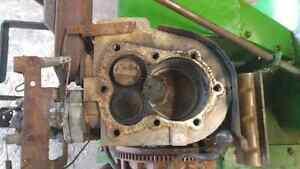 Used small engine parts