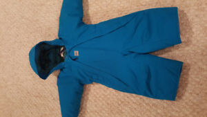 MEC Toaster Bunting Suit: 6 months, worn once