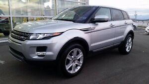 Land Rover Range Rover Evoque Pure Plus 2013