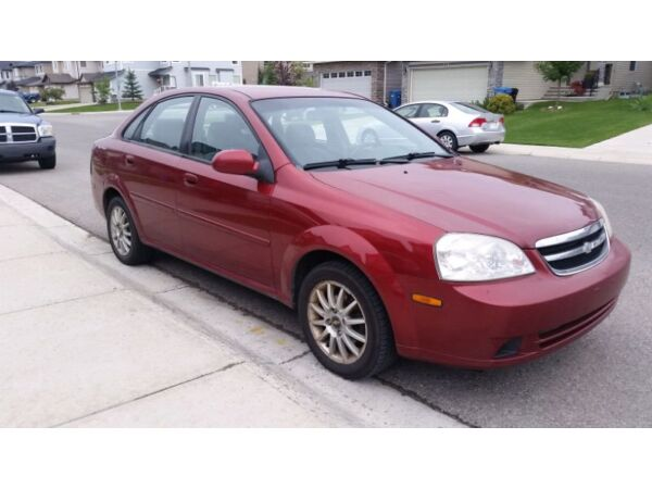 Used 2004 Chevrolet Optra