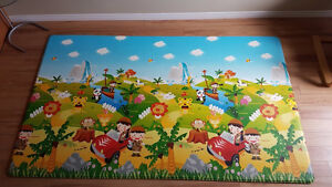 Safari Large Kid's playmat