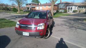 2005 Chevrolet Equinox Extremely Low KM's SUV, Crossover