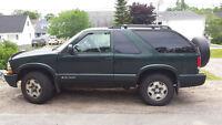 2003 Chevrolet Blazer VUS