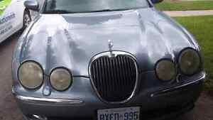 Selling my Jaguar S'type.