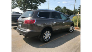 FOR SALE! 2011 BUICK ENCLAVE 4DR CXL1, BROWN, ONLY 105,000KM!