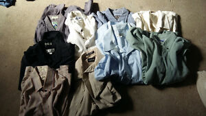 shirts/sweaters/vest (22 items)