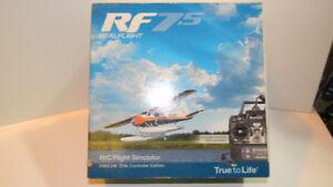 Real Flight 7.5 flight simulator