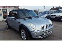 MINI One 1.6 (116bhp) Cooper Convertible 2d 1598cc