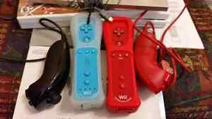 (SLIGHTLY USED )** WII NINTENDO*** asking for $130.00  OBO
