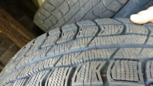 Cheap tires to get u by..