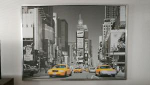 Cadre Ikea New York 55x38