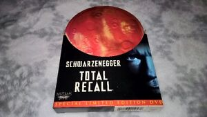 Total Recall Bluray and DVD in limited edition tin