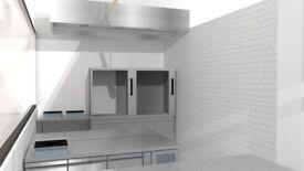 Beautiful Private Kitchens starting at £150 per week