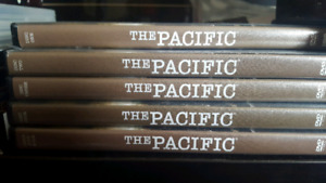 The Pacific Miniseries on DVD