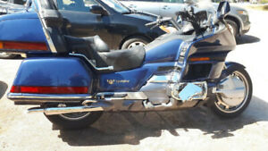 88 Honda Goldwing Mint Only 60000km