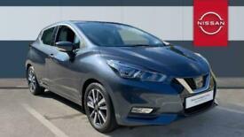 image for 2018 Nissan Micra 0.9 IG-T Acenta 5dr Petrol Hatchback Hatchback Petrol Manual