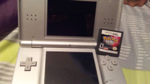 Nintendo DS with Pokemon Pearl